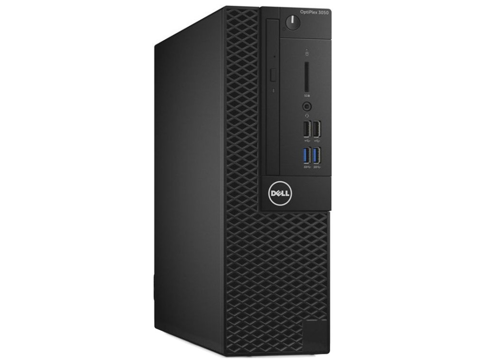 Системный блок Dell Optiplex 3050 SFF (3050-6348) i5-6500 (3.2) / 4GB / 500GB / Int: Intel HD 530 / DVD-RW/ Win10 Pro (Black) часы casio ltp v006d 2b