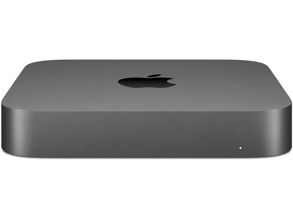 Компьютер Apple Mac mini (MRTR2RU/A) Grey / i3 8100 3.6GHz / 8GB / 128GB SSD / встроенная UHDG 630 / macOS компьютер apple mac mini 2018 z0w2000u9
