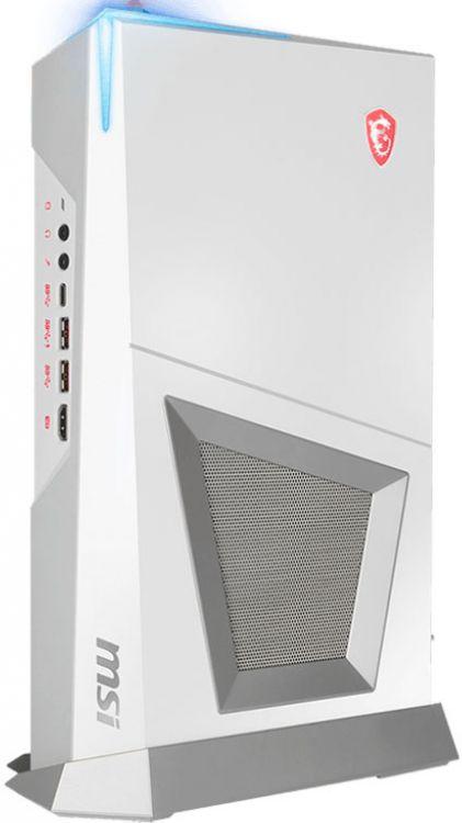 Компьютер MSI Trident 3 Arctic 8RD-208RU (9S6-B92012-208) i7-8700 (3.2)/16G/1T+256G SSD/NV GTX 1070 8G/noDVD/BT5.0/Win10 WHITE msi h270m mortar arctic
