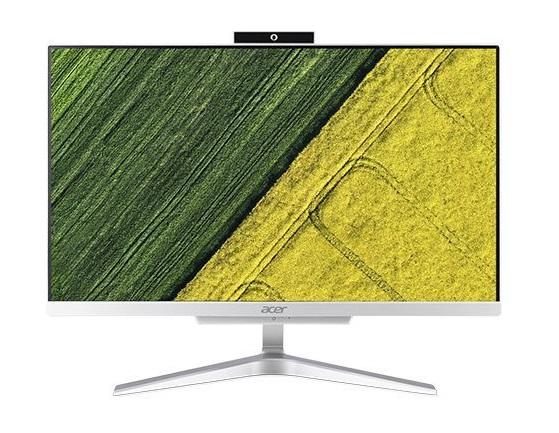 Моноблок Acer Aspire C24-865 (DQ.BBTER.005) 23.8FHD/i3 8130U/4Gb/1Tb/UHDG 620/CR/Endless/kb/m/серебристый аксессуар фильтр для omron cx cx2 cx3 cxpro c30 c24 c24 kids c20