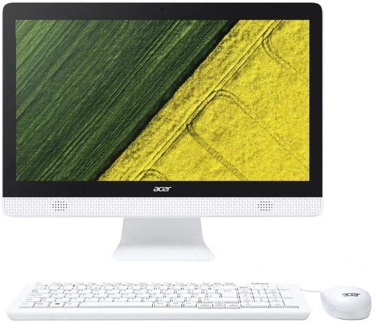 Моноблок Acer Aspire C20-820 (DQ.BC6ER.007) Pentium J3710 (1.6)/4G/500G/19.5 HD+ /HDG405/DVDRW/BT/DOS ad notam co 820 6m hd