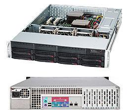 """Сервер SERVER R12C2 OLDI Computers 0430771 2U/i3-6100/3.5"""" HDD *8 HS/LSI 9260-8i(0,1,10,5,6…)+bbu7/DDR4 ECC 4gb*2/Eth 1Gb*2/DVD/IPMI"""