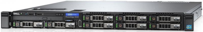 Сервер Dell PowerEdge R430 210-ADLO-84