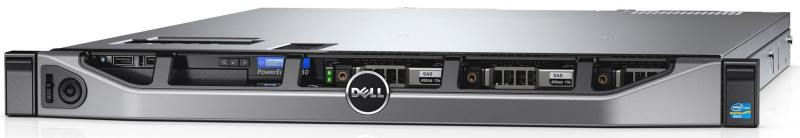 Сервер Dell PowerEdge R430 210-ADLO-92