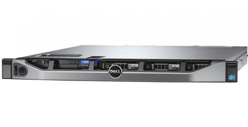 Сервер Dell PowerEdge R430 210-ADLO-86