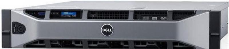 Сервер Dell PowerEdge R530 210-ADLM-37