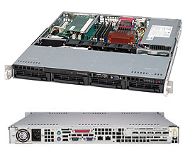 "Сервер SERVER R11C6 OLDI Computers 0465109 1U/E5-2603v4/noHDD up to 4*2,5""/3,5"" HS/DDR4 REG 32gb/Eth 1Gb*2/IPMI 2.0/520W"