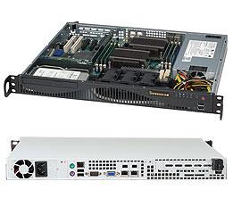 """Сервер SERVER R11C2 OLDI Computers 0465459 1U/i3/noHDD up to 2*2,5""""/3,5"""" HS/DDR4 ECC 8gb/Eth 1Gb*2/IPMI 2.0/441W"""