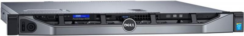 PowerEdge R230 сервер dell poweredge r230 210 aexb 050