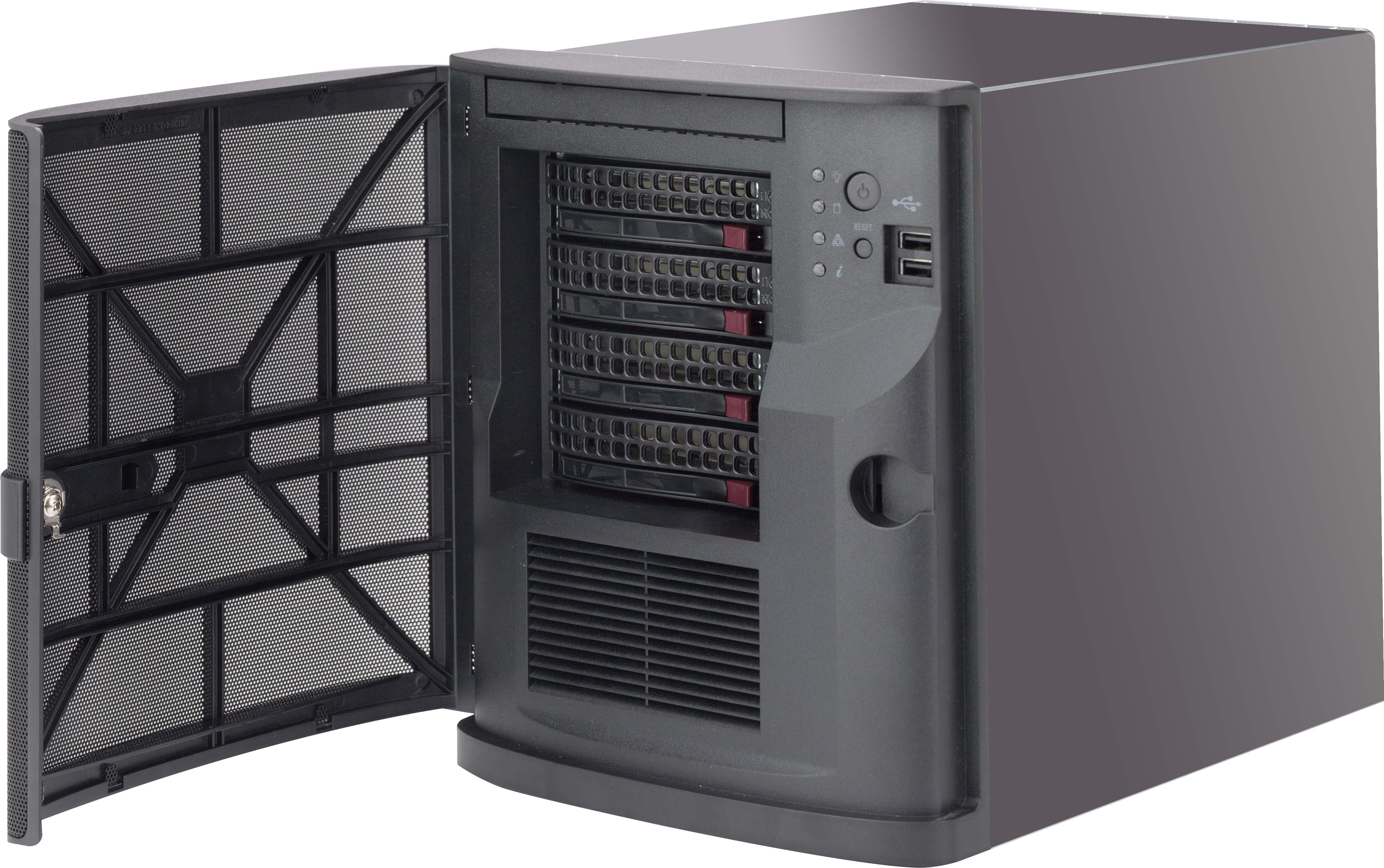 "Сервер SERVER T11Q17 OLDI Computers 0474091 Cube/i5/DDR4 8gb/no HDD up to 4x3,5"" HS/Eth 1Gb*2/vPro/250W"