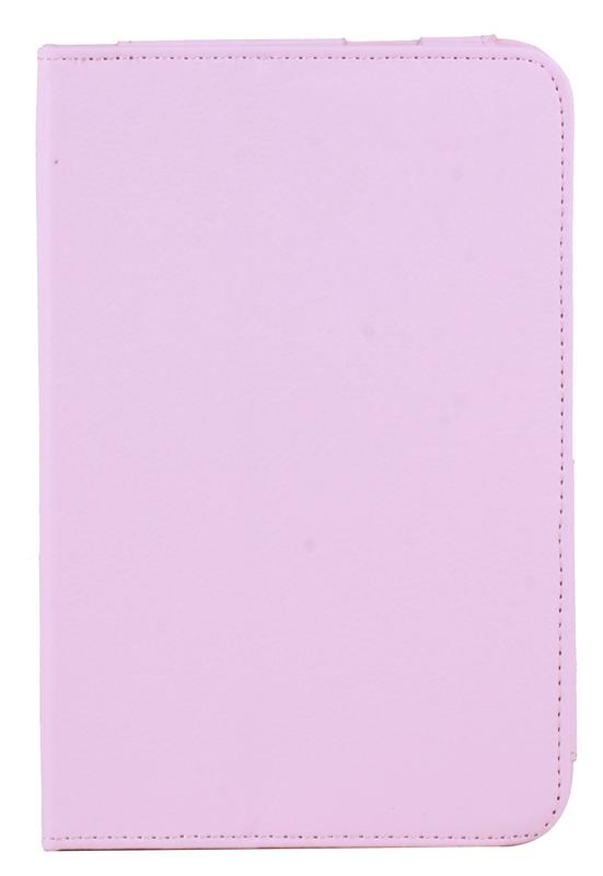 Чехол-книжка для планшета Samsung Galaxy tab 7 IT BAGGAGE Pink флип, искусственная кожа