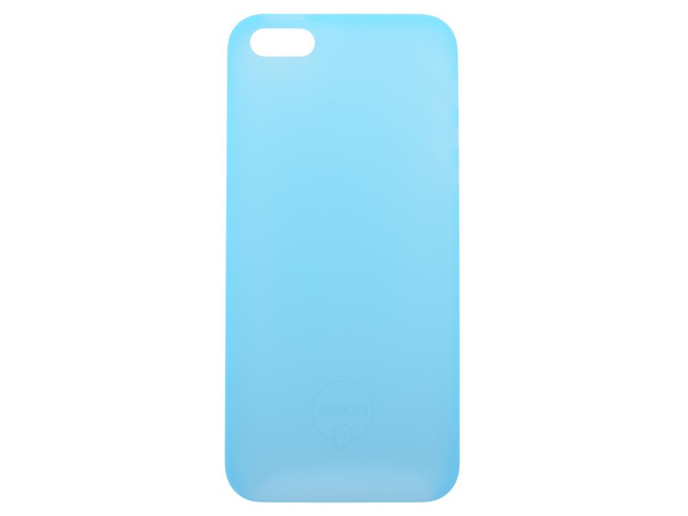 Чехол пластиковый Ozaki OC530BU Синий для iPhone 5 O!Coat 0.3 Solid