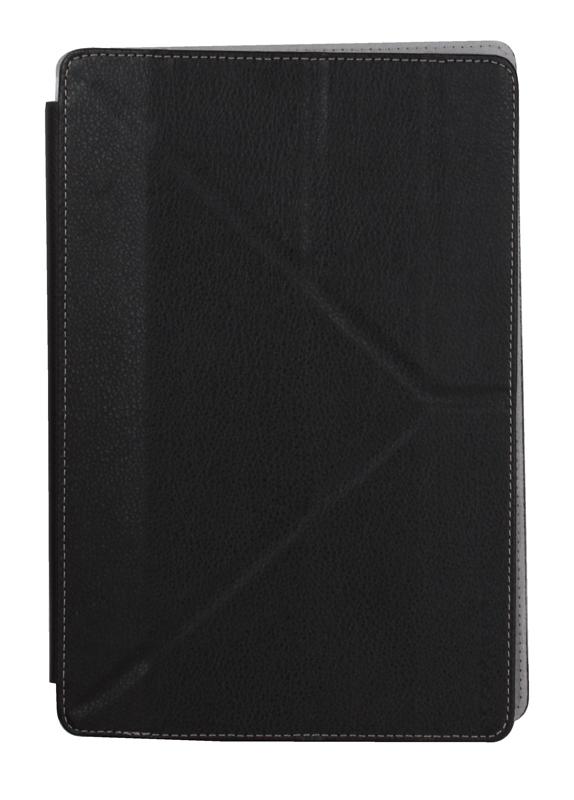 Чехол Continent UTS-102 BL Чехол для планшета универсальный с диагональю до 10 Черный