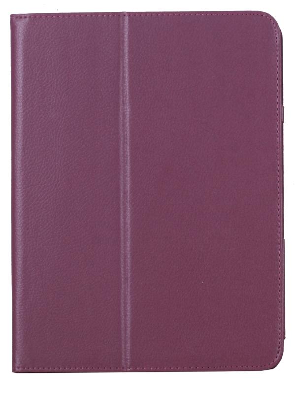 Чехол IT BAGGAGE для планшета Samsung Galaxy Tab3 10.1 искус. кожа фиолетовый ITSSGT1032-4