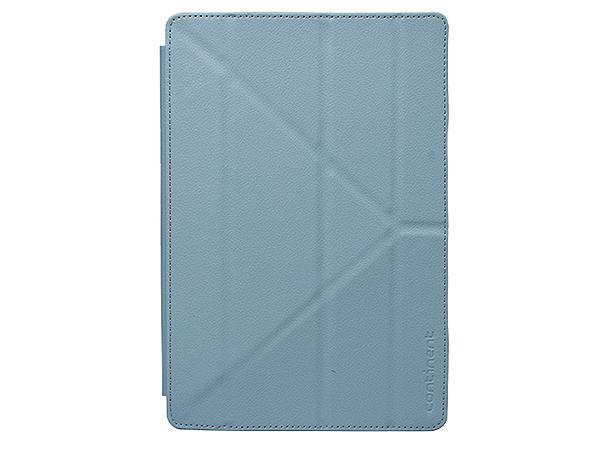 Чехол Continent UTS-101 BU Чехол для планшета универсальный с диагональю 9,7 Голубой чехол для планшета hama piscine голубой для планшетов 10 1 [00173550]