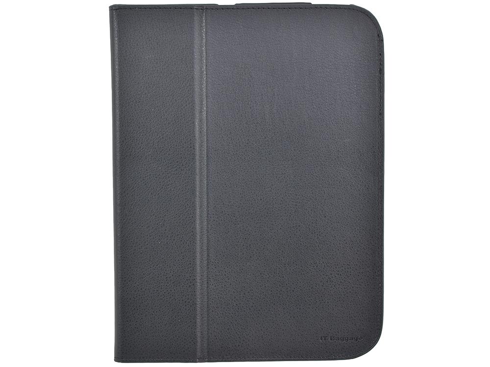 Чехол-книжка для LENOVO Ideapad S2109A IT BAGGAGE ITLN2109-1 Black флип, искусственная кожа аксессуар чехол флип lenovo a369 activ yellow 43781