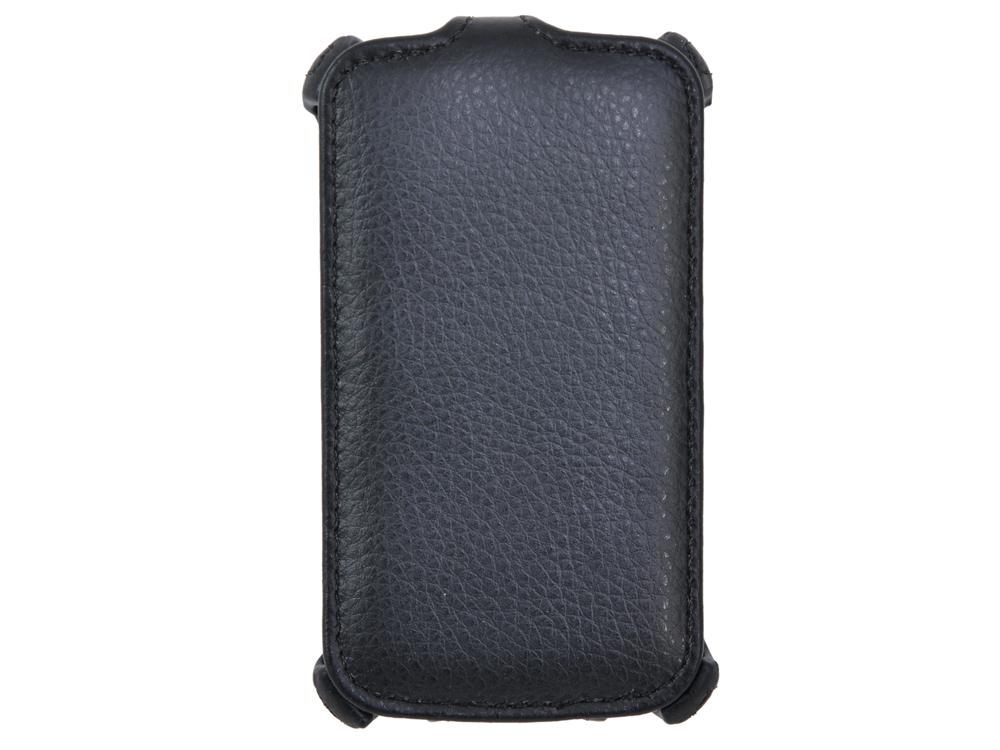 Чехол - книжка iBox Premium для HTC Desire 200 (черный)