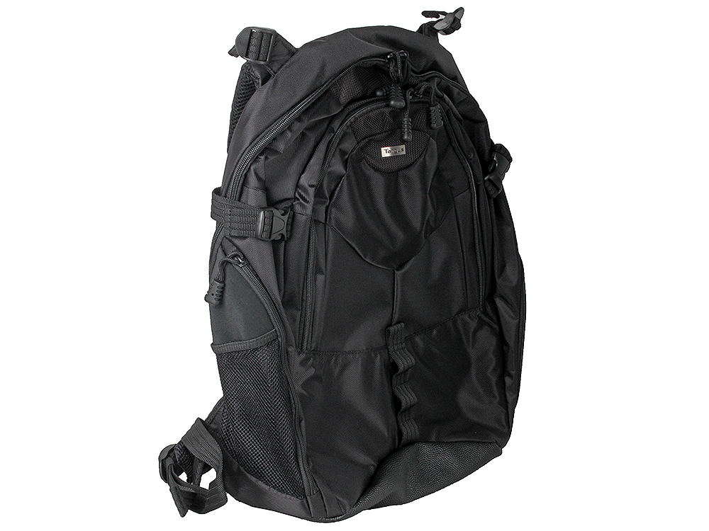 Рюкзак для ноутбука Targus TEB01 до 15,4 (Чёрный, нейлон, 45 x 40 13 см)