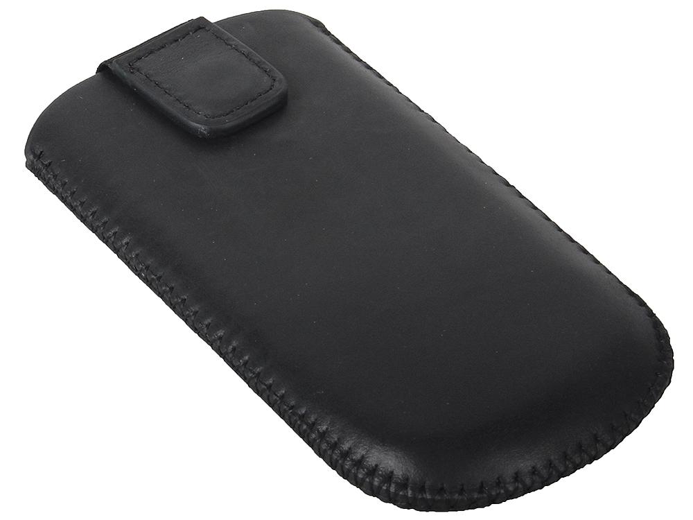 Чехол TF POC TF2S1401 кожа универсальный, размер 109*46*11, черный