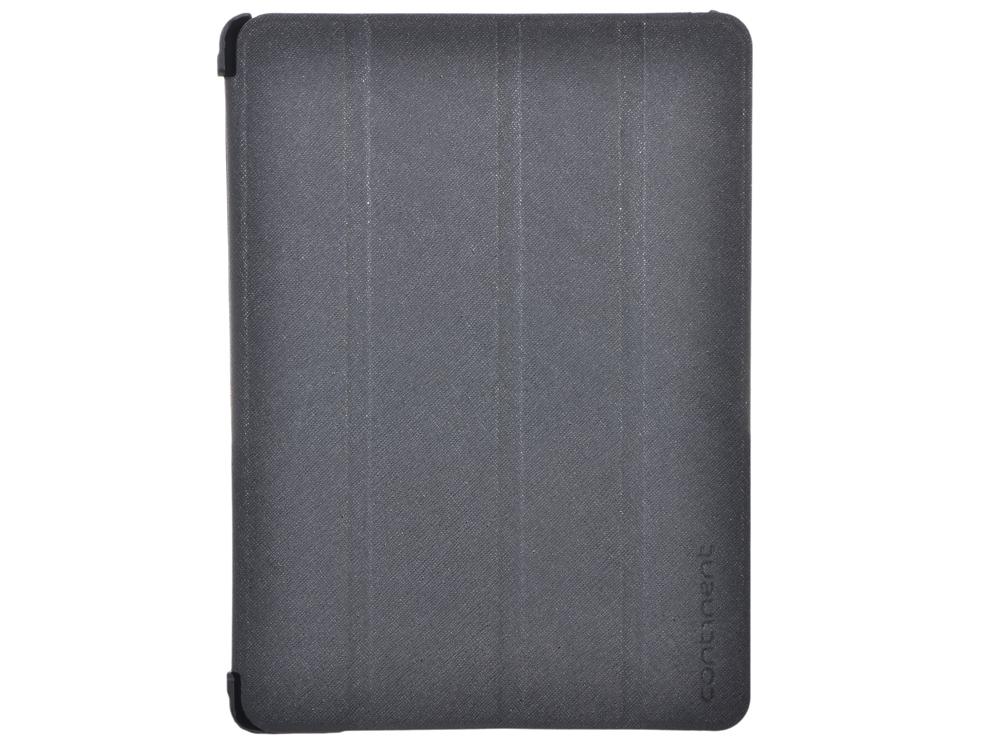 Чехол-книжка для iPad Air Continent IP-50 BK Black флип, искусственная кожа, пластик bluetooth wireless 64 key keyboard w stand for ipad air air 2 ipad 1 2 silver