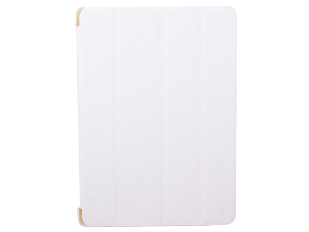 Чехол-книжка для планшета iPad Air Continent IP-50 WT White флип, искусственная кожа, пластик gangxun blackview a8 max корпус высокого качества кожа pu флип чехол kickstand anti shock кошелек для blackview a8 max
