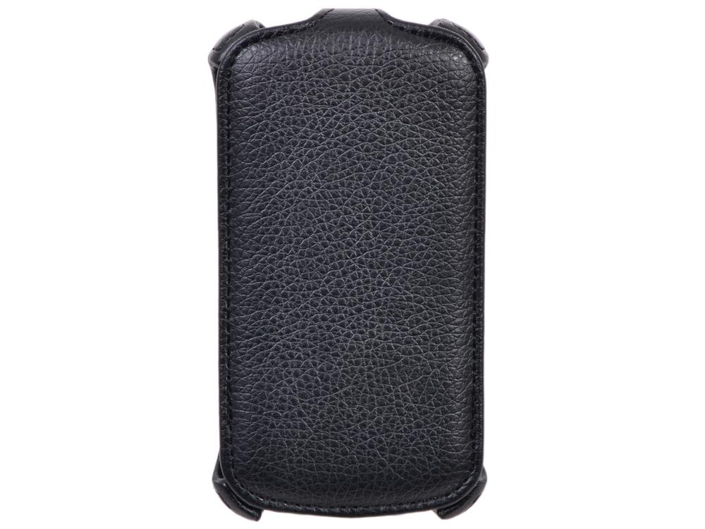 Чехол - книжка iBox Premium для Lenovo A690 (черный) чехол для lenovo ideaphone k910 vibe z ibox premium black