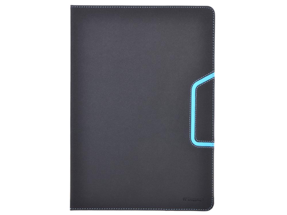 Чехол IT BAGGAGE для планшета SAMSUNG Galaxy Note 12.2 Pro искус. кожа черный ITSSGN12P02-1 чехол для планшета samsung flat screen protector p7500 p7510 p5100 p5110 n8000 n8010