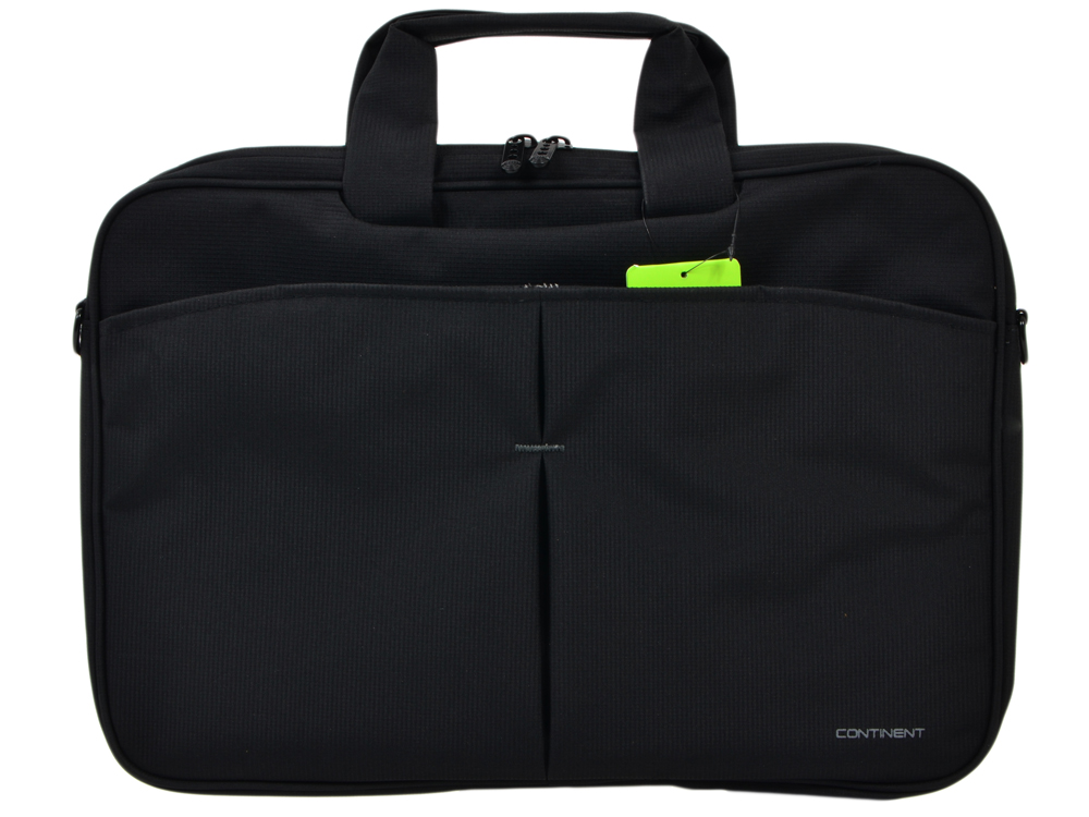 Сумка для ноутбука Continent CC-012 Black 15.6 (Черный, нейлон/полиэстер, 42 x 30 x 5 см.) сумка для ноутбука continent cc 031 redprints до 15 6 нейлон полиэстер красный 40 x 30 5 x 8 см