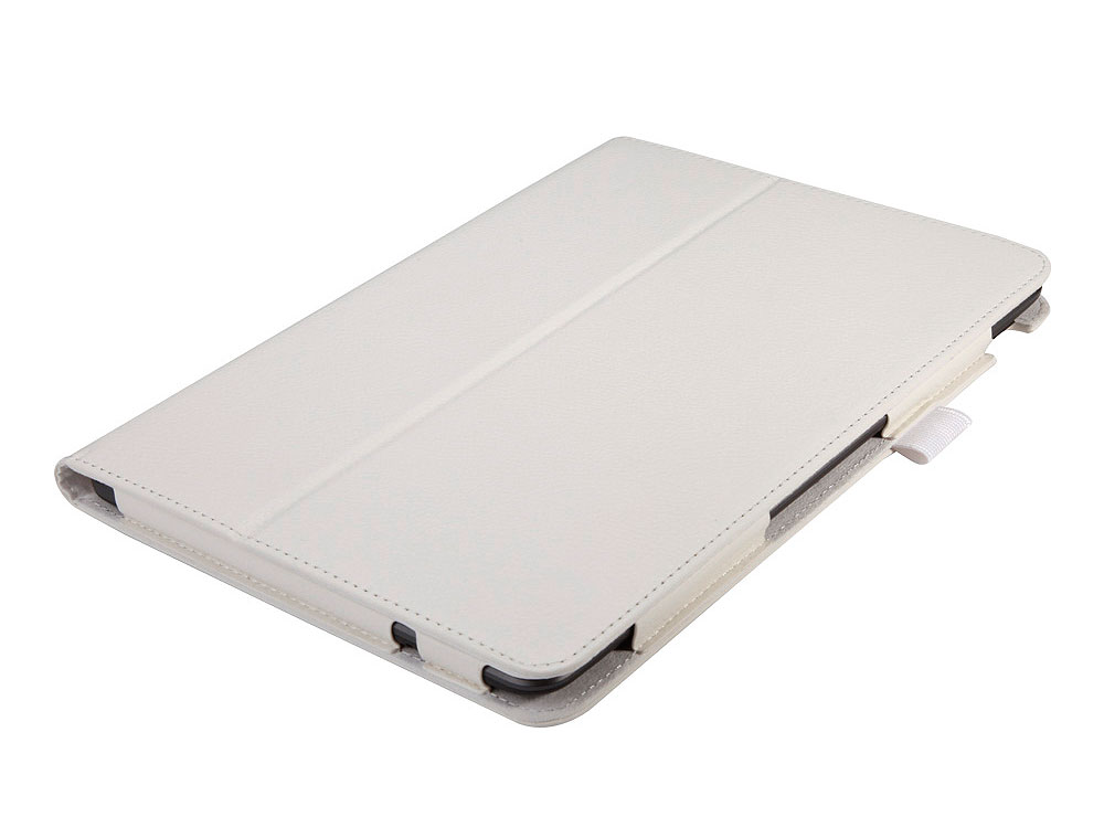 Чехол IT BAGGAGE для планшета ASUS TF103C/TF103CG искус. кожа белый ITASTF1032-0