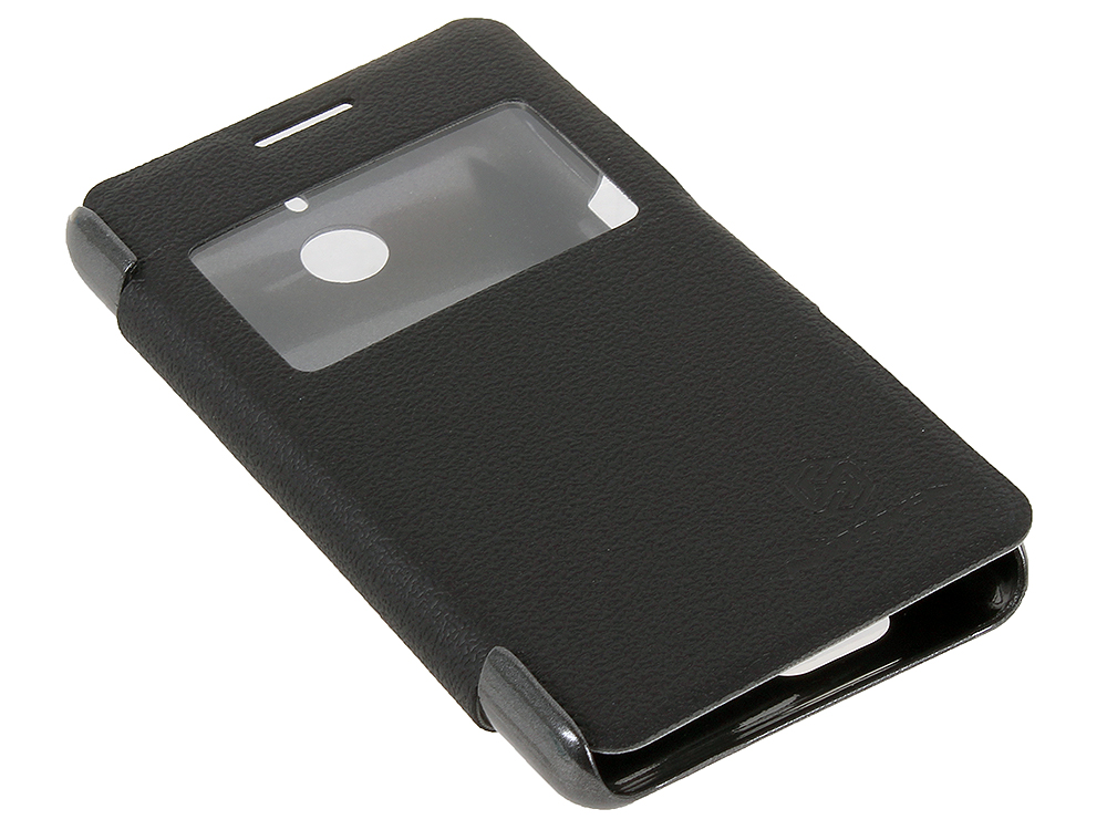Чехол для смартфона Sony Xperia E1 (D2105) Nillkin Fresh Series Leather Case Черный