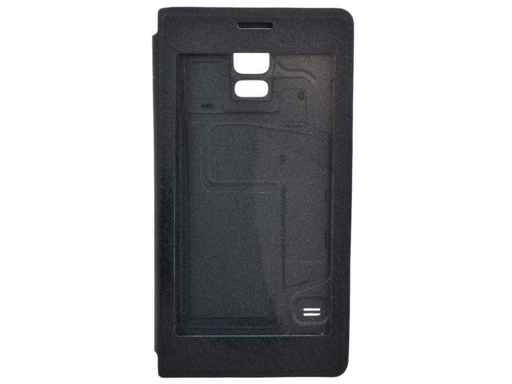 Чехол для смартфона Samsung GALAXY S5 Nillkin Scene leather case Черный стоимость