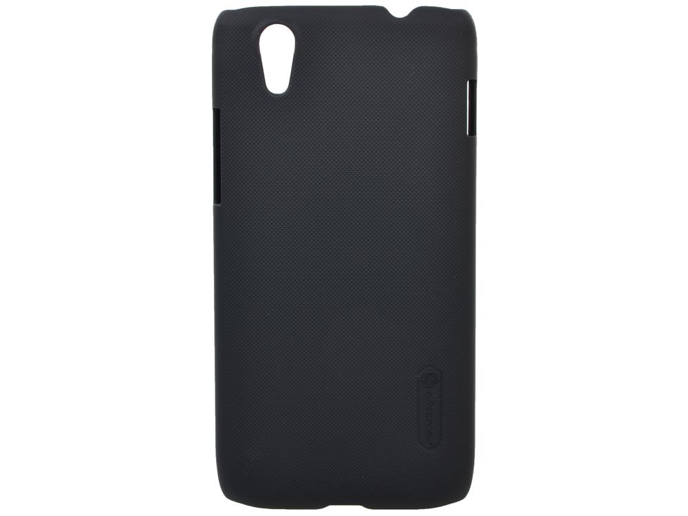 Чехол для смартфона Lenovo S960 Nillkin Super Frosted Shield Черный стоимость