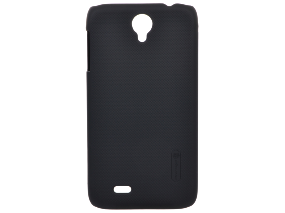 Чехол для смартфона Lenovo A850 Nillkin Super Frosted Shield Черный чехол nillkin frosted для honor 7x черный 6902048149663