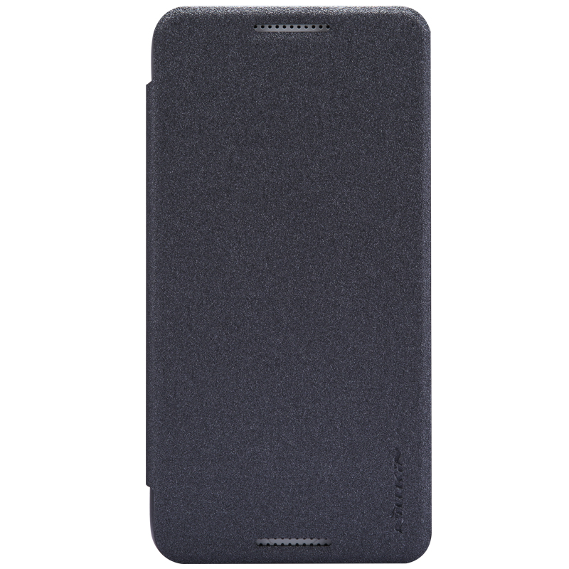 Чехол для смартфона HTC Desire 610 Nillkin Sparkle Leather Case Черный htc desire 320 8gb dark gray