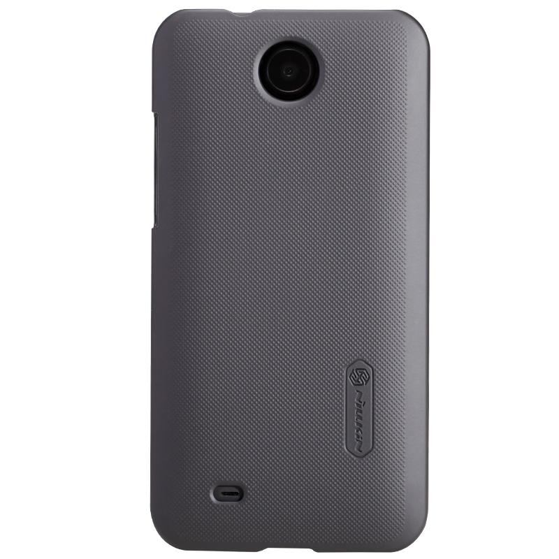 Чехол для смартфона HTC Desire 300 (301E) Nillkin Super Frosted Shield Черный