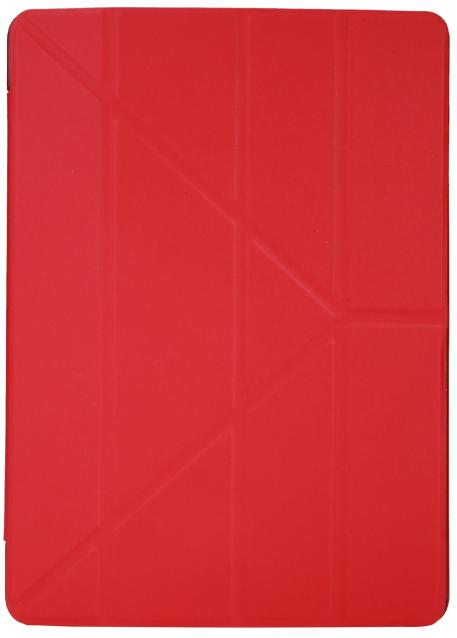 Чехол IT BAGGAGE для планшета SAMSUNG Galaxy TabS 10.5 hard case искус. кожа красный с тонированной задней стенкой ITSSGTS1051-3 чехол it baggage для планшета samsung galaxy tab4 8 hard case искусственная кожа бирюзовый с тонированной задней стенкой itssgt4801 6