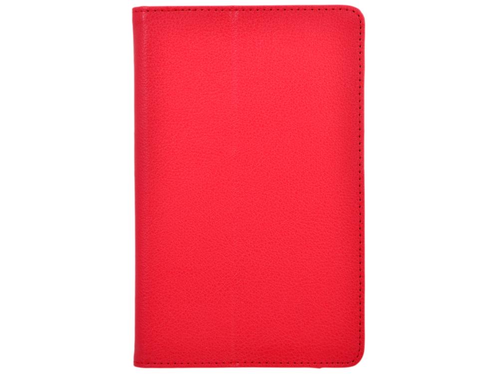 Чехол IT BAGGAGE для планшета ASUS Fonepad 7 ME175CG/ME172V искус. кожа с функцией стенд красный ITASME1752-3 чехол it baggage для планшета asus memo pad 7 me176 искус кожа с функцией стенд белый itasme1762 0