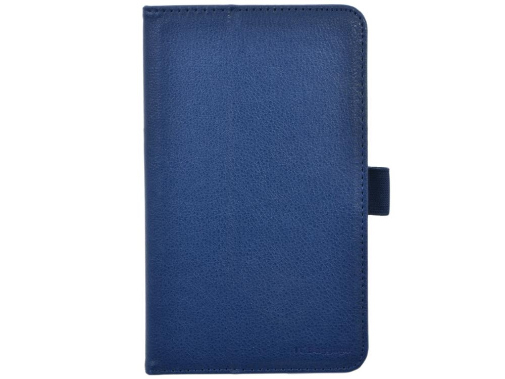 Чехол IT BAGGAGE для планшета ASUS Fonepad 7 FE170CG/ME170С искус. кожа с функцией стенд синий ITASFE1702-4 чехол it baggage для планшета asus memo pad 7 me176 искус кожа с функцией стенд белый itasme1762 0