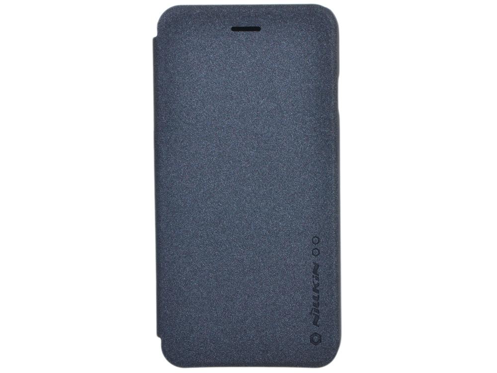Чехол Nillkin Sparkle Leather Case для Apple iPhone 6 (Цвет-черный), T-N-iPhone6-009 от OLDI