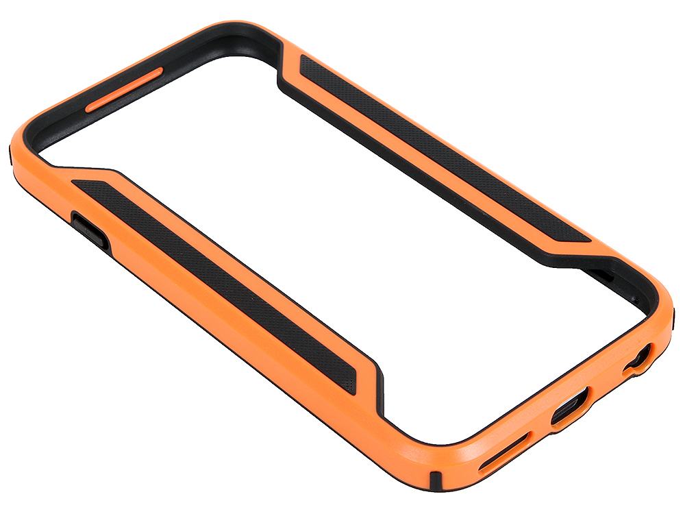 Бампер Nillkin Armor-Border series для Apple iPhone 6 (Цвет-оранжевый), T-N-iPhone6-017 iphone6puls ipad iphone6