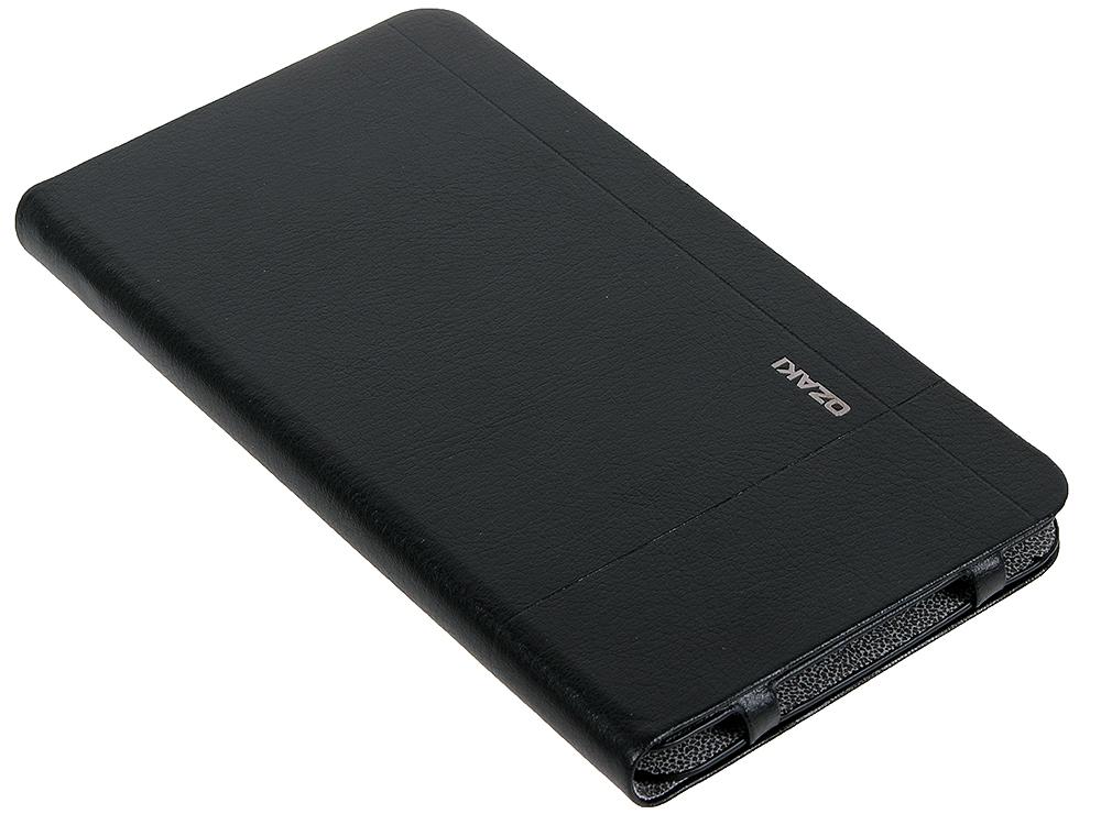 Чехол-книжка Ozaki OC582BK O!coat Aim+ для iPhone 6 Plus с дополнительным отделением для кредитки или пропуска. Цвет: черный. ozaki o coat 0 3 aim oc564bk black