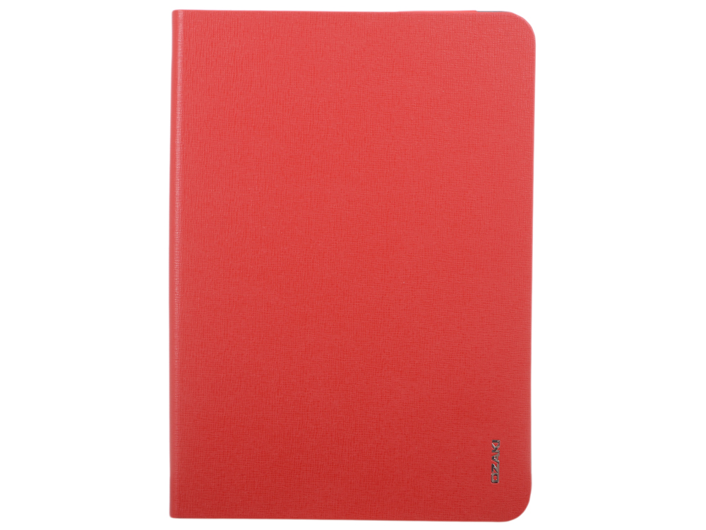 Чехол Ozaki OC126RD O!coat Slim Multi-angle smart case for iPad Air 2 Цвет: Красный