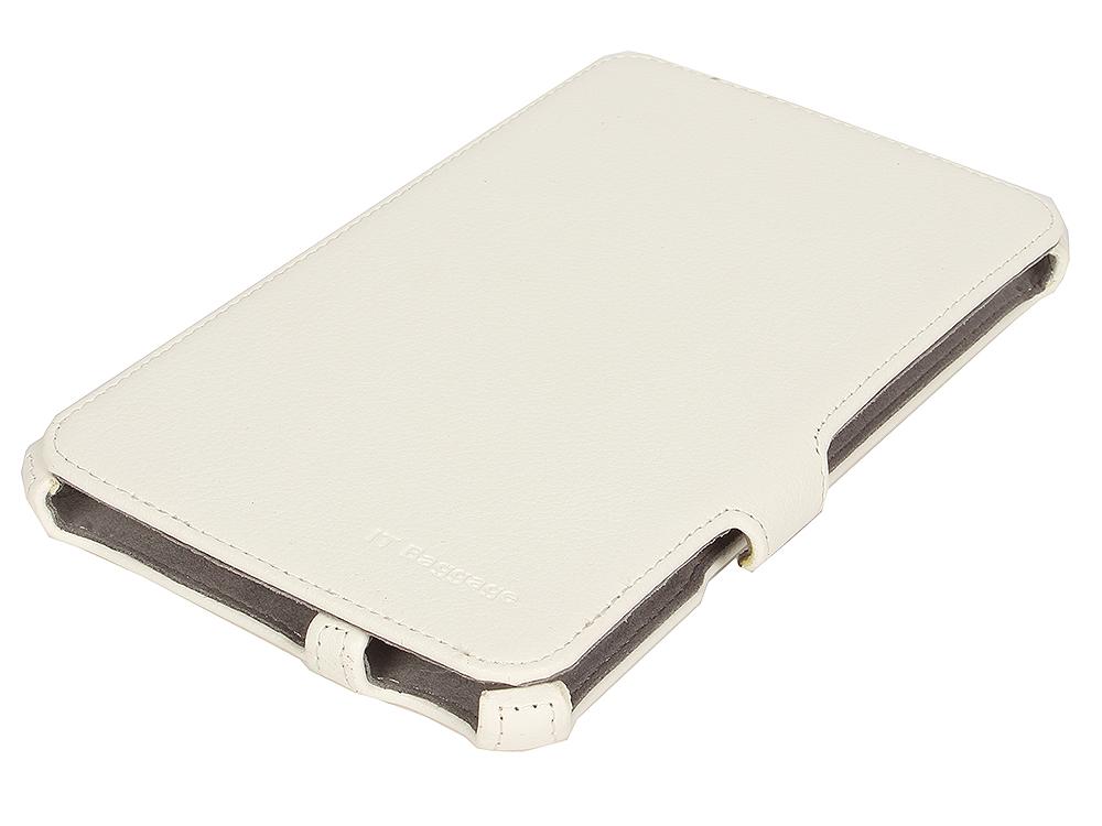 ITSSGT7405-0 чехол для планшета it baggage для galaxy tab4 7 0 белый itssgt7405 0 itssgt7405 0
