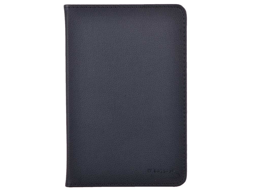 """Чехол универсальный IT BAGGAGE для планшета 7"""" искус.кожа крепление пластик уголки черный ITUNI73-1"""