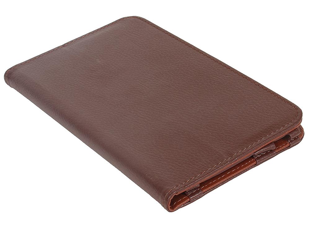 "Чехол IT BAGGAGE для планшета LENOVO IdeaTab 2 A7-30 7"" коричневый ITLNA7302-2"
