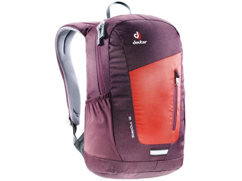 Городской рюкзак Deuter StepOut 12 12 л оранжевый бордовый 3810215-5513 c3174 40011 hp designjet 330 430c 450ca 455ca 488ca spindle end cap 2 inch compatible new