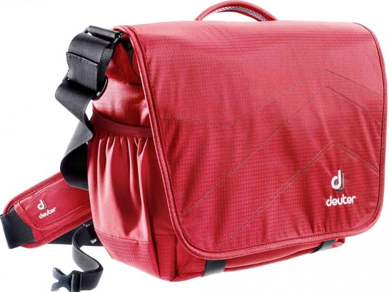 Сумка с отделением для ноутбука Deuter Operate I 11 л красный 85063-5604 сумка deuter сумка shoulder bags operate i бирюзовая