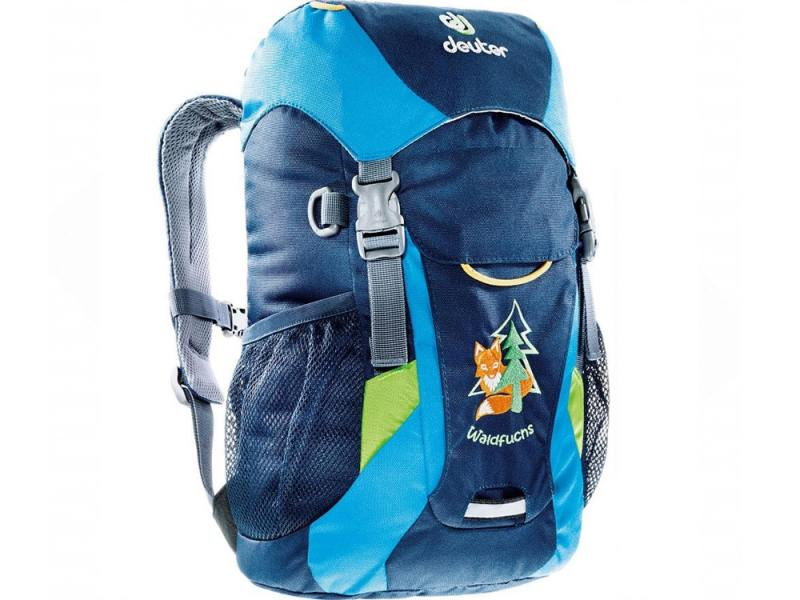 Рюкзак Deuter WALDFUCHS 10 л бирюзовый синий 3610015-3306