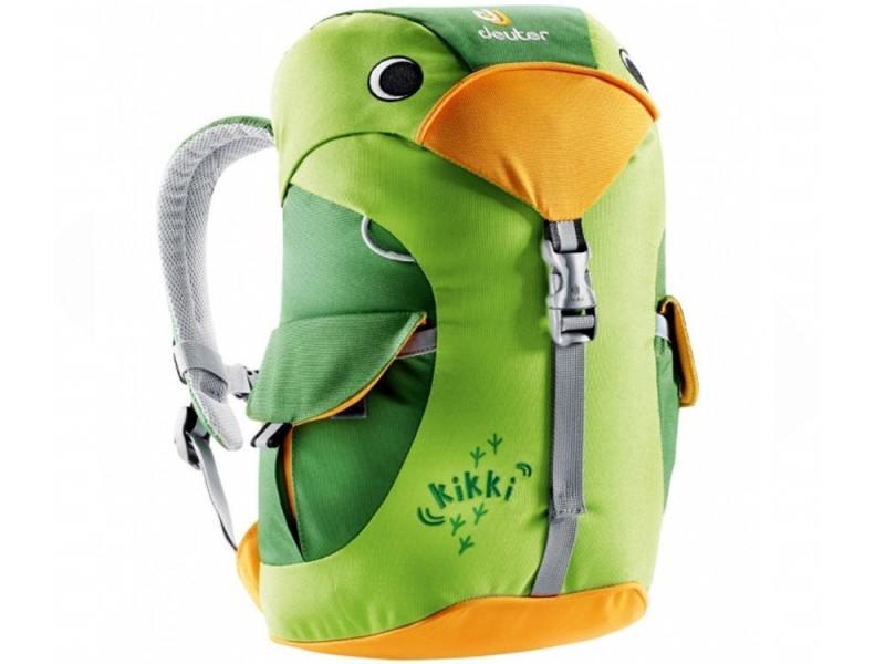 Рюкзак Deuter KIKKI 6 л изумрудный зеленый 36093-2206 deuter deuter рюкзак city light зеленый