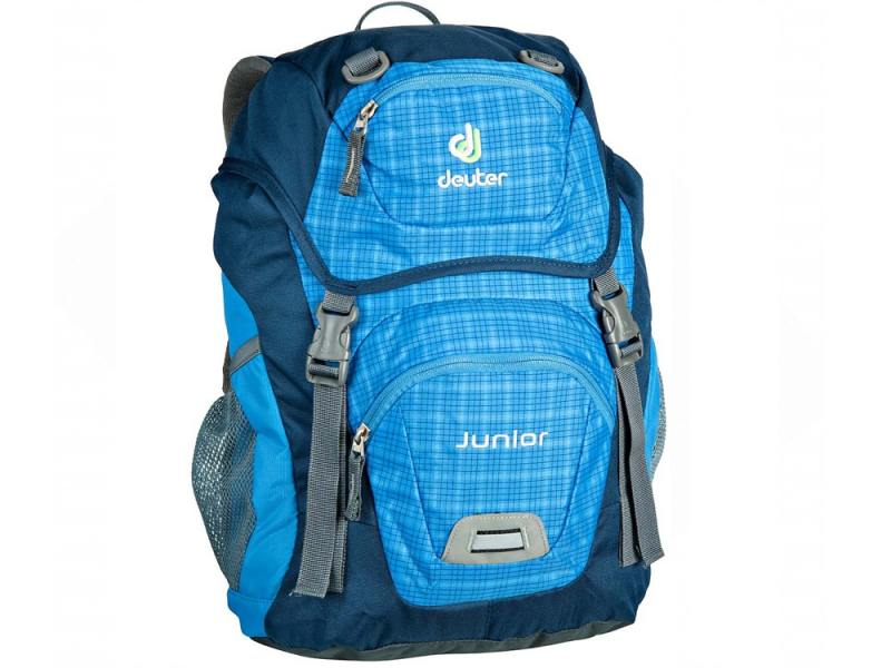 Рюкзак Deuter JUNIOR 10 л голубой 36029-3014 рюкзак deuter race цвет красный 10 л